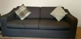 Comfortable Armchair & 2 seater couch /sofa set