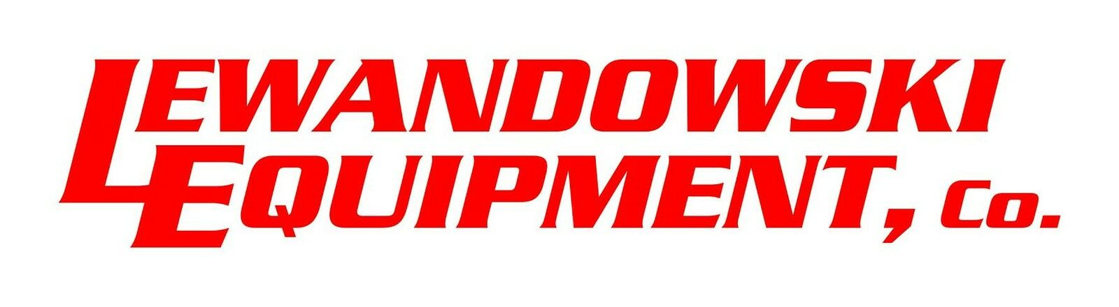 LEWANDOWSKI EQUIPMENT COMPANY