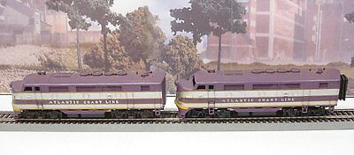 Atlantic Coast Line FA Pair Dummy HO Scale by Varney on Rummage