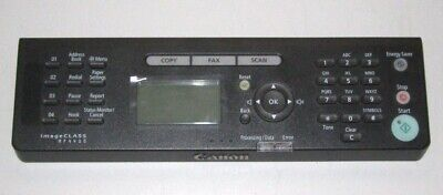 Control Panel Assembly FM4-6971-000 for Canon imageCLASS (000 Control Panel Assembly)