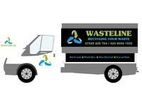 WASTE REMOVAL RUBBISH REMOVAL RUBBISH CLEARANCE WASTE CLEARANCE SAME DAY ALL OF LONDON
