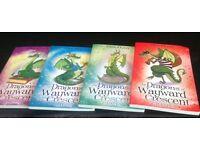 The Dragons of Wayward Crescent children's book set age 7+