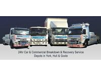 3.5t Recovery Driver