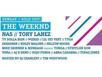 Wireless Sunday Tickets x2