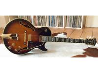 Ibanez GB10 1979 Sunburst George Benson Signature Archtop Guitar