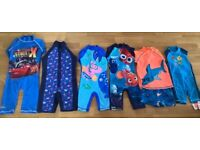 Kids Swimsuit Bundle (From 1 year to 4 year)