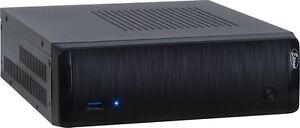 Barebone Nettop 500 mit Intel Celeron J1900 4x 2.0GHz / 4GB RAM