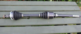 New Peugeot 406 / 306 Driveshaft Right Offside Petrol and Diesel