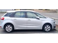 2015 Citroen C4. Picasso. 1.6hdi. Mot to march. Recent full setvice by qualified engineer. New tyres