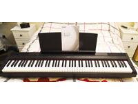 YAMAHA P115 B DIGITAL PIANO