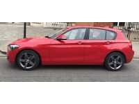 Bmw 1 series 17 genuine alloy wheels for sale...