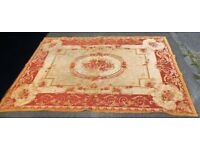 Laura Ashley AUBUSSON rug