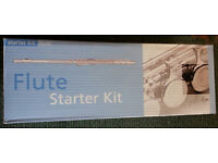 Flute Starter Outfit with case+Flute Stand +Music Stand+Tutor Book and Extras