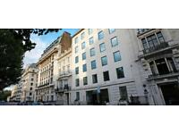 Oxford Street (W1) Office Space available in various sizes - Private and Serviced Units