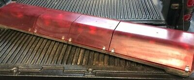 Code 3 Mx7000 Light Bar Long Model With Takedowns And Intersection Lights