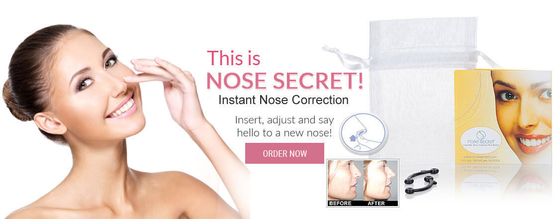 NoseSecret -Instant Nose Correction