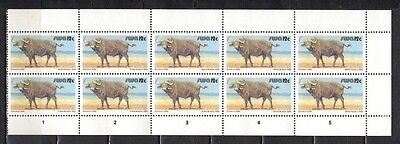 South West Africa   Block Unused Mh Og Stamps