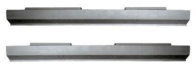 Slip on Rocker Panel for 05 09 Chevy Cobalt 4 Door PAIR
