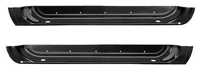 Inner Front Door Bottom for 94-02 Dodge Ram 1500 2500 3500 Standard Cab-PAIR