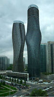 Luxury One Bedroom Condo in Mississauga, Absolute Towers