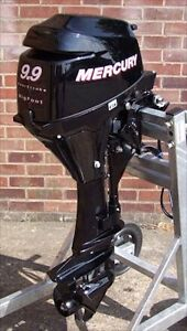 Neuf mercury 9.9hp fourstroke 2017 electric