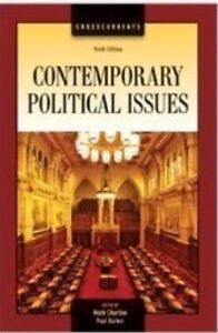 Crosscurrents: Contemporary Political Issues By Charlton, Barker