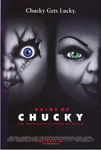 Looking for the Chucky movies on VHS