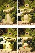 Frosch Deko