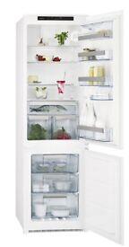 AEG Integrated Fridge freezer 70/30