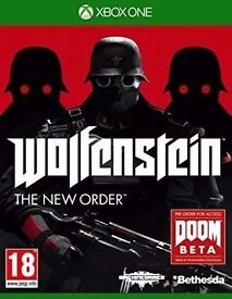 Wolfenstein The New Order - New - for Xbox One - £5