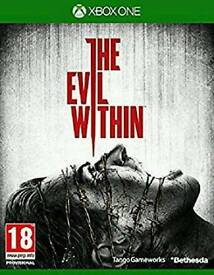 Evil within £6