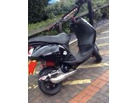 Piaggio zip 70cc open to offers