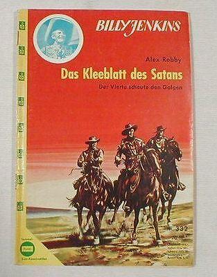Billy  JENKINS  Heft Nr. 332   Uta-Verlag  14627