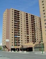 LIVE DOWNTOWN! FULLY FURNISHED ONE BEDROOM SUITES WITH BALCONY