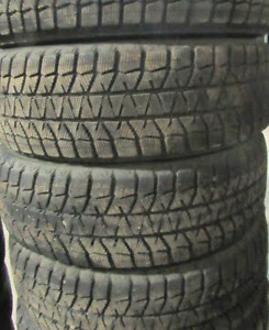 16 inch tires —4 of them—205-65-16(90 PERCENT TREAD) They are Br