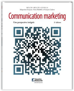 Communication marketing, une perspective intégrée