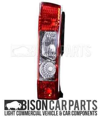 *FIAT DUCATO 2006 - 2014 REAR TAIL LAMP LIGHT NEARSIDE PASSENGER SIDE LH FIA002