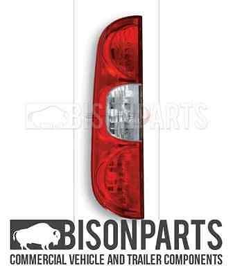 *FIAT DOBLO MK1 2006-2010 REAR TAIL LIGHT LAMP PASSENGER SIDE NS LH - FIA016