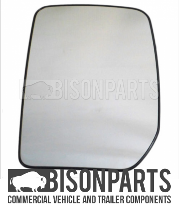 Car Parts - *FITS Ford Transit MK6 MK7 Wing Door Mirror Glass Passenger side NS UT6713L