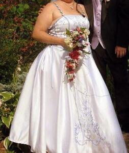 Dress size 22-24 Prom/Wedding
