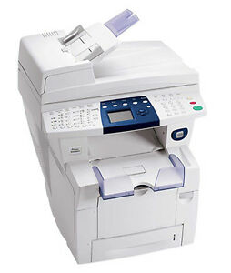 Xerox Phaser 8560 MFP Color Solid Ink All-in-One Printer