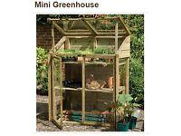 mini greenhouse NEW