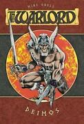 Warlord Comic