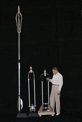 Am 14. März 1931 startete Johannes Winkler in Dessau die erste Flüssigkeitsrakete in Europa, die HW-1.