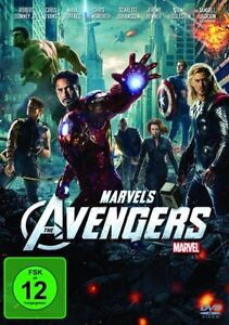 Marvel's - The Avengers (Robert Downey Jr. - Chris Evans)            | DVD | 082