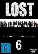 Lost Komplette Staffel