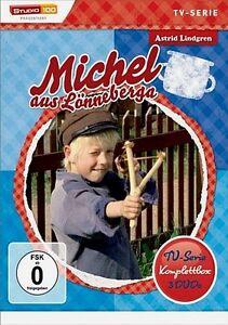 Michel aus Lönneberga (TV-Serie Komplettbox) Astrid Lindgren       | 3-DVD | 900