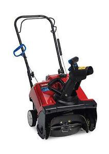 ++++ TORO 518zr Snowblower New ++++