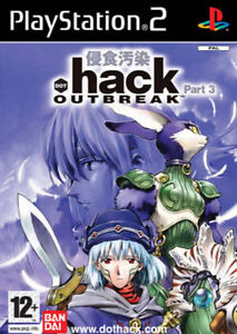 .hack: Outbreak (Part 3) for the PlayStation 2 (PAL/UK) PS2 dot