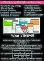 Thrive - Take the 8 week Experince - LeVel